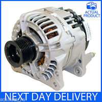 COMPLETE GENUINE ALTERNATOR for VOLKSWAGEN CALIFORNIA T4 2.0 1998-2002 (B481)