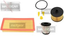 MAXGEAR 4-tlg.Inspektionspaket Filterset PEUGEOT 407 2,0 HDI 136KM