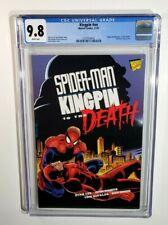 KINGPIN CGC 9.8 1997 *AMAZING SPIDER-MAN & DAREDEVIL*
