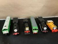 Vintage Ertl Thomas the Tank Engine & friends large bundle engines carriages etc