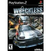 Wreckless: The Yakuza Missions - Video Game - VERY GOOD