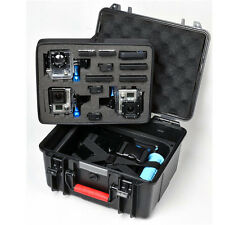 Smatree GA700-3 Water-Resist Hard ABS Carry Case for Gopro Hero 6/5/4/3+/3/2/1