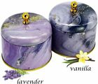 Scented Candles Gifts Set, 2X7oz Large Aromatherapy Soywax , Vanilla Lavender
