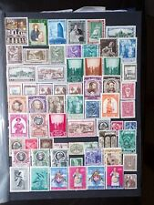 COLLECTION OF VATICAN CITY STAMPS