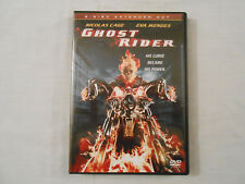 SALE!DVD:MOVIE:Ghost Rider(2007,2-Disc Set,Extended Cut)Nicholas Cage Eva Mendes