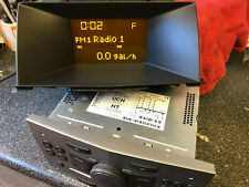 Vauxhall Astra H, Zafira B CD30 Radio Stereo CD MP3 AUX Player And Display Unit