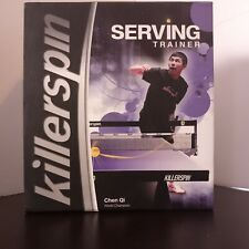 Killerspin Table Tennis Serving Trainer Open Box