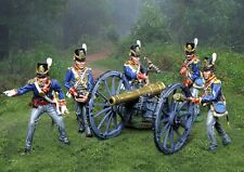 collecteur Showcase Napoléonienne ROYAL BRITANNIQUE ARTILLERIE SET MIB