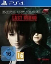 Playstation 4 Dead or Alive 5 Last Round Top Zustand