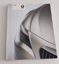 BMW E63, E64 630i, 645Ci Dutch Betriebsanleitung Owner's handbook Handleiding