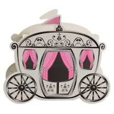 10pcs Miniature Paper Carriage Candy Gift Box For Princess Wedding Party Trendy