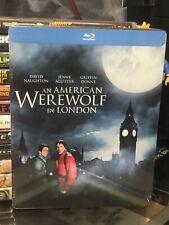 An American Werewolf In London - Limited Steelbook Blu-Ray Disc! Brand New!