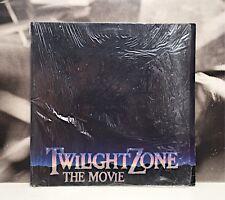 JERRY GOLDSMITH - TWILIGHT ZONE THE MOVIE - SOUNDTRACK OST LP EX/M- GERMANY 1983