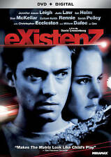 EXISTENZ-EXISTENZ  DVD NEW