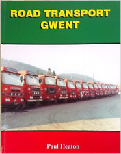 Road Transport Gwent by P.M. Heaton (Hardback) Book