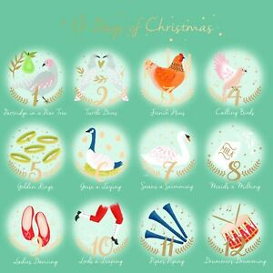 Christmas Cards Pack of 10 with Envelope Models Available Charity Greeting Cards