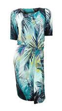Marks and Spencer Women's Viscose Scoop Neck Calf Length Dresses