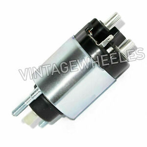 Self Starter Relay Solenoid Magnetic Switch Assembly Fit For Suzuki Gypsy SJ413