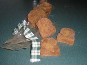 Mini Grubby Bread Slices Tart Melts scented Fresh Baked Bread