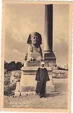 Egypte - cpa - ALEXANDRIE - Colonne de Pompée