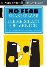 No Fear Shakespeare: The Merchant of Venice by SparkNotes Staff and William...