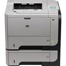HP LaserJet Enterprise P3015DN (CE528A) w/ extra tray CE530A - Pg Ct 100k-199K