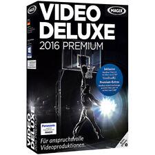 MAGIX Video deluxe 2016 Premium