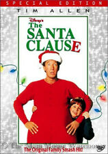 Disney Tim Allen Family Holiday Christmas Comedy The Santa Clause Fullscreen DVD