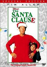 Disney Tim Allen Family Holiday Christmas Comedy The Santa Clause Widescreen DVD