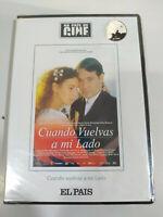 Cuando Vuelvas a Mi Lado Gracia Querejeta - DVD Region 2 Español - 3T