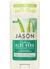 Jason Organic Soothing ALOE VERA Pure Natural DEODORANT Stick 71g