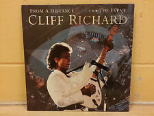 90's LP  Cliff Richard – From A Distance The Event 'MINT' Condition Great GIFT