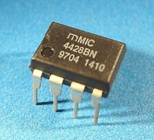 Micrel Semiconductor MIC4428BN IC,DUAL MOSFET DRIVER,CMOS,DIP,8PIN, OBSOLETE