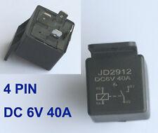 DC 6V LED Blinkrelais für OLDTIMER Blinker lastunabhängig 4-polig Blinkgeber NEU