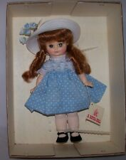 "Royal House of Dolls Playmate For A Princess 14"" Doll With Tag & Original Box"