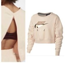 Nike Air Cropped Sweater M. NWOT Originally $158
