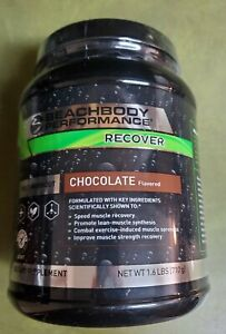 NEW Beachbody Performance Recover 1.6# CHOCOLATE Post workout SEALED-EXP 10/2021