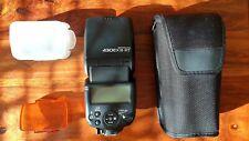 Canon 430ex III Rt Speedlite Flash-Usado Solo Una Vez