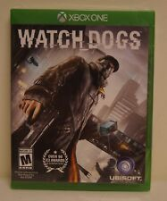 New! Watch Dogs (Xbox One, 2014) - U.S. Retail Version! Ships Worldwide!