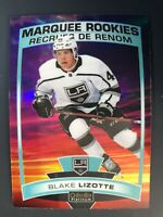 2019-20 O-Pee-Chee Platinum Blake Lizotte Marquee Rookie Sunset