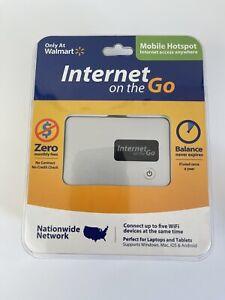 Internet on the Go Mobile Hotspot (3G) igmh001