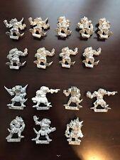 Blood Bowl - Skaven - 1st and 2nd Edition - Games Workshop - Citadel Miniatures