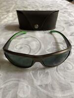 Vtg Vuarnet Pouilloux Sonnenbrille Rahmen nur Ref 121 BRO