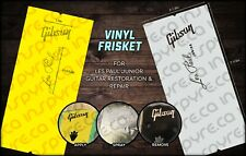 Gibson Les Paul Junior Stencil / Paint Mask / Frisket Luthier Tool DIY