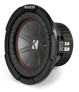"""Kicker CWR84-43 8 """" Woofer CompR84 Subwoofer 20cm 600 Watt"""