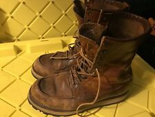 Red Wing Boots Size 9