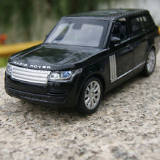 Land Rover Range Rover Car Model 1:32 SUV Pull Back Alloy Diecast Toy Black gift