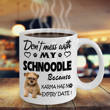 Schnoodle Dog,Schnoodles,Schnoodle, Schnoodles dog,Cup,Schnoodles dogs,Coffee Mug