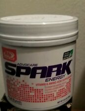 AdvoCare Spark  10.5oz Fruit Punch Energy Drink Canister (42 Servings