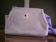 Champion small waist pack purse light purple waist shoulder fanny bag  NEW